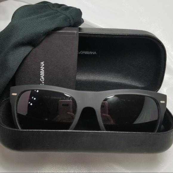 ca6db659fe0f Dolce   Gabbana Other - Authenthic D   G men s MatteBlack Sunglasses